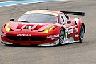 Esordio positivo per la AF Corse con la Ferrari F458