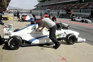 Formula Renault Ultime notizie Frijns risponde a Sainz Jr nei test di Barcellona