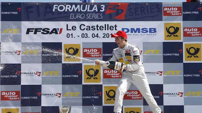 A Daniel Juncadella l'ultima gara del weekend