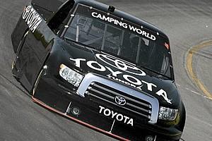 NASCAR Truck Ultime notizie Raikkonen divertito dal primo test con i Truck
