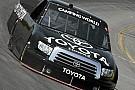 NASCAR Truck Raikkonen divertito dal primo test con i Truck
