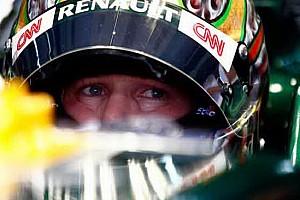 Formula 1 Ultime notizie Positivo il debutto di Valsecchi sulla Lotus