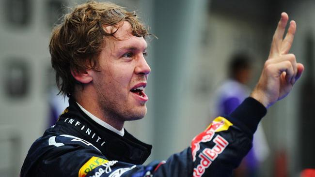 Vettel a caccia di un nuovo record a Shanghai