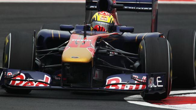 La Toro Rosso è la sorpresa delle qualifiche in Cina