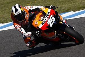 MotoGP Ultime notizie Pedrosa non vede l'ora di tornare in moto