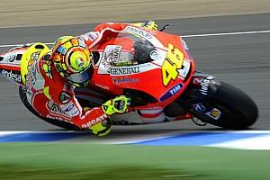 MotoGP Ultime notizie Novità di elettronica per la Ducati ad Estoril