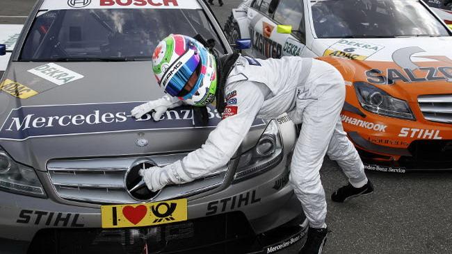 Bruno Spengler apre le danze del DTM 2011
