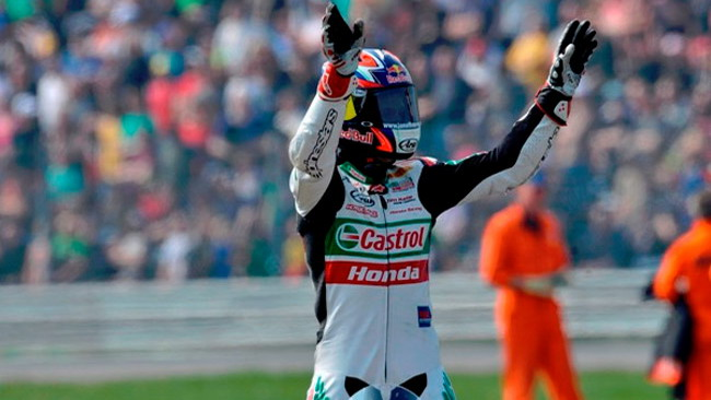 Rea vuole confermarsi al top a Monza