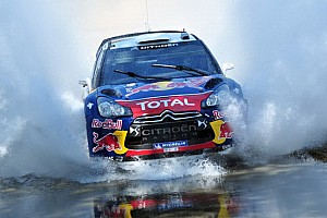 WRC Ultime notizie Sardegna, PS12: primo centro per Ogier