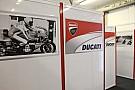 Al Mugello gira anche la nuova Ducati SBK