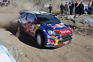 WRC Ultime notizie Argentina, PS9: le Citroen danno la caccia a Latvala