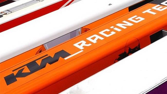 La KTM è pronta a tornare nel Motomondiale