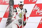 Pirro si gode il suo primo podio in Moto2