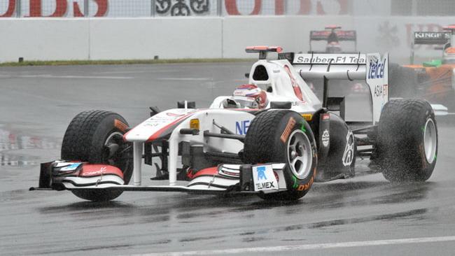 Pirelli soddisfatta del debutto sul bagnato