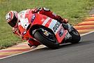 Hayden soddisfatto dei passi avanti della GP12