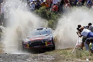 WRC Ultime notizie Acropoli, PS7: Ogier risale secondo