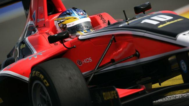 Adrian Quaife-Hobbs svetta a Valencia
