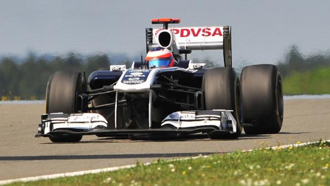Ufficiale: la Williams passa ai motori Renault nel 2012