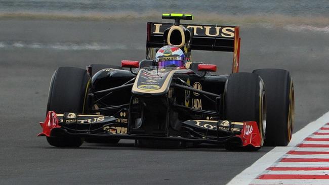 Caubet smentisce le voci di rottura con Lotus Renault