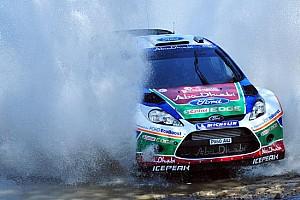 WRC Ultime notizie Voglia di riscatto per la Ford in Finlandia