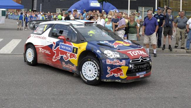 Finlandia, PS21: Loeb ha la vittoria in pugno