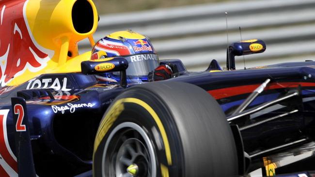 Horner pensa a Webber anche oltre il 2012