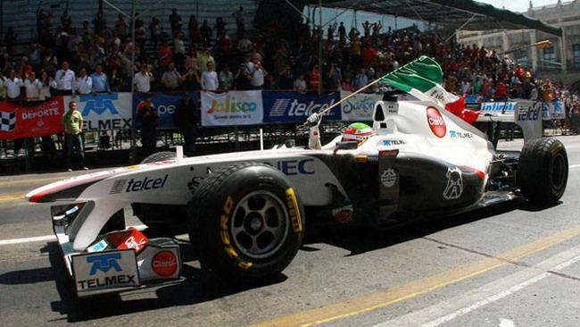 Il Messico punta ad ospitare nuovamente la F.1