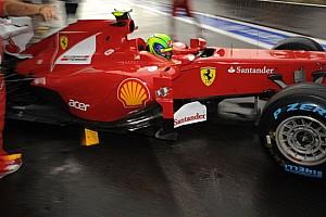 Formula 1 Ultime notizie Bloccata la distribuzione dei pesi anche nel 2012/13