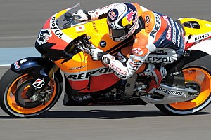 MotoGP Ultime notizie Dovizioso lento per un problema di consumo