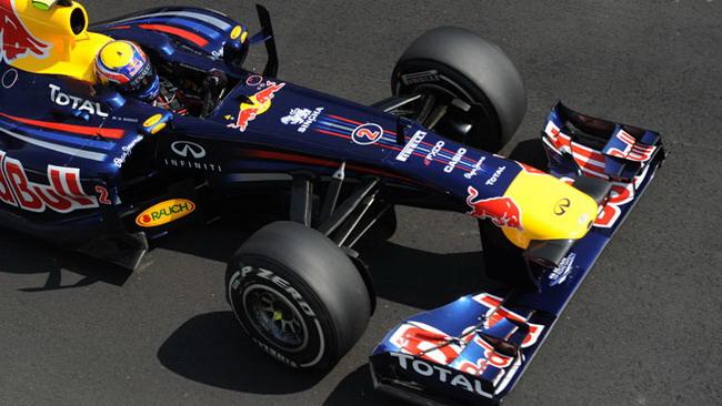 La FIA impone un valore limite al camber