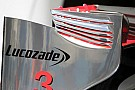 Sulla McLaren ora c'è un flap più stretto delle paratie