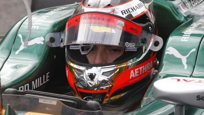 Bianchi terzo pilota Force India nel 2012?
