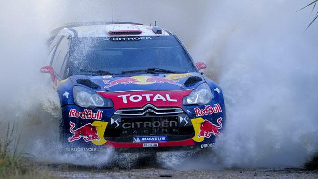 Spagna, PS6: Latvala fora e Loeb torna leader