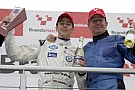 Martin ed Alex Brundle insieme alla 24 Ore di Le Mans