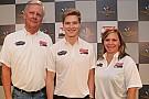 Triennale con la Sarah Fisher Racing per Newgarden