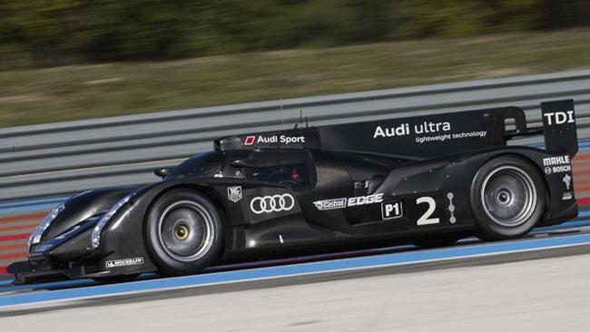 Test a Sebring per la nuova Audi LMP1