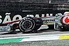 La McLaren Mp4-27 accorcia il passo!