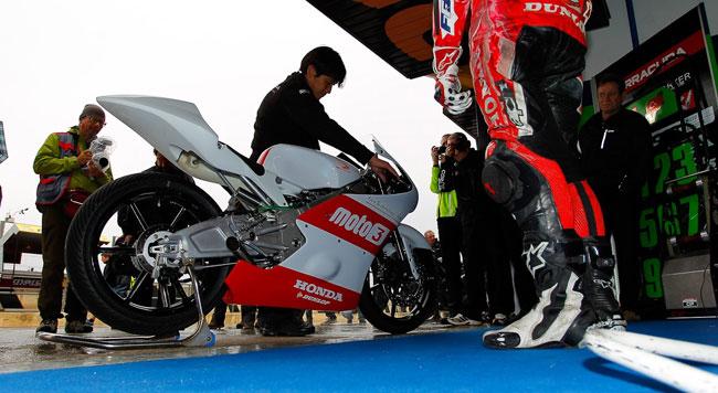 Quattro italiani nella entry list della Moto3 2012