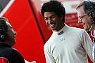 Luciano Bacheta in F2 per tutta la stagione 2012