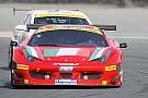 Due Ferrari 458 monopolizzano la 12 Ore del Golfo