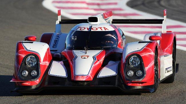 Toyota raddoppia: due vetture ibride a Le Mans
