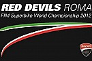 Il team Petricca diventa Red Devils Roma