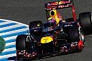 Jerez, Day 1, Ore 15: Webber sale al sesto posto