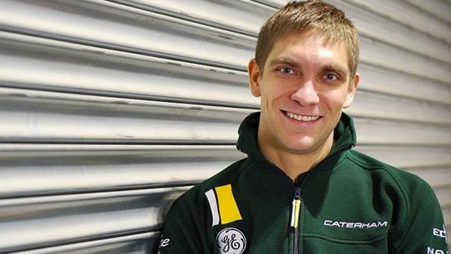 Ufficiale: Petrov ruba il posto a Trulli alla Caterham!