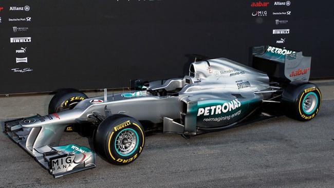 La nuova Mercedes è tutta da... scoprire!
