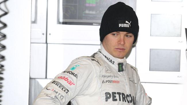 Rosberg confida nel potenziale della Mercedes W03