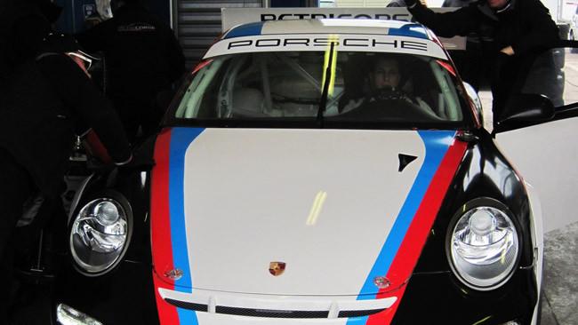 Camilo Zurcher debutta con la Petricorse Motorsport