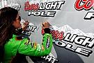 Prima pole position per Danica Patrick