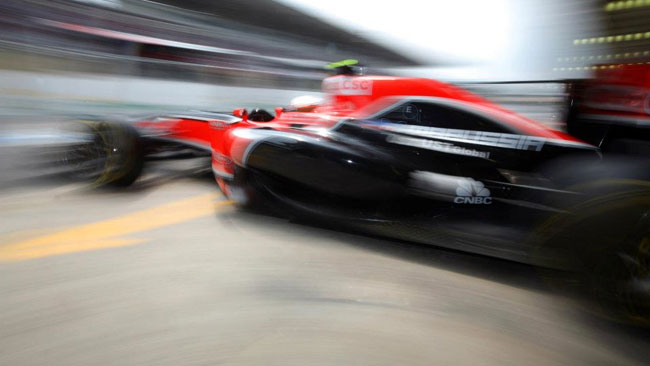 La Marussia ha fallito l'ultimo crash test