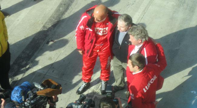Jean Todt a Monza punta su WTCC e Formula 3